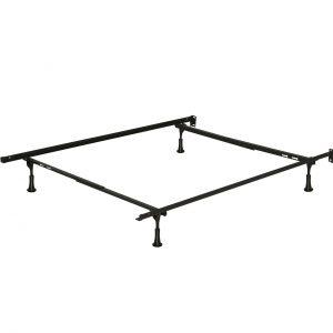 Base de métal standard simple-double / metal bed frame twin-full