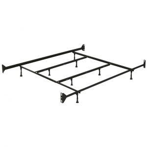 Base de métal tête et pied / metal bed frame head and foot