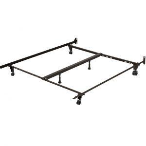 Base de métal Fortis/ Fortis metal bed frame