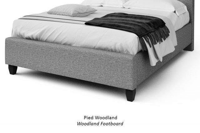 Pied Woodland / Woodland footboard